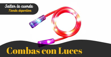 comba con luces led